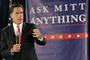 Mitt Romney pays lowest tax